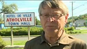 Atholville Mayor Michel Soucy