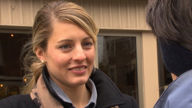 Mélanie Joly, a former mayoral candidate, is seeking a nomination with the federal Liberals.