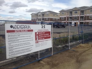 Deveraux developments hawkstone neighbourhood