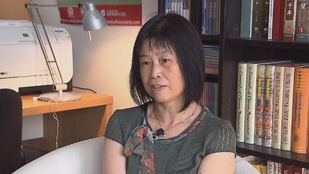 Meng Rong, head of the Confucius Institute in Quebec, says the institutes have nothing to do with politics or spying.