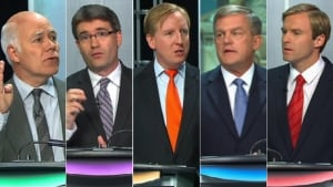 New Brunswick leaders' debate