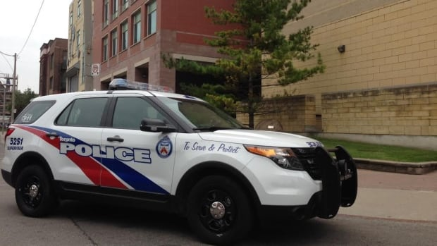 Toronto police say that a female student attacked a male professor with a knife on Wednesday afternoon.
