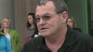 Doug Leslie, Loren Leslie's father