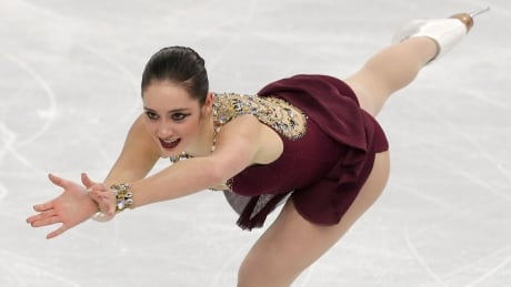 Canadian figure skater Osmond injures foot during choreography session