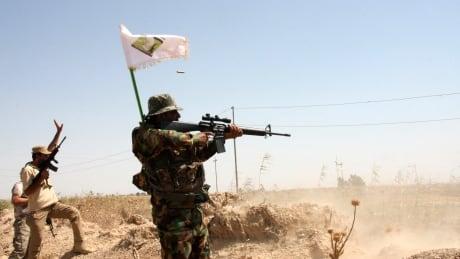 ISIS-Iraq-Mehdi Army