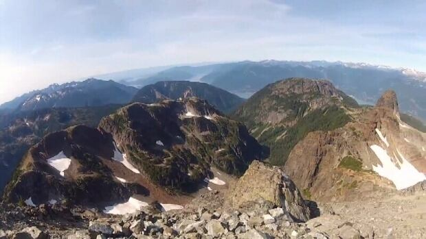 Michael Taylor, 29, died while climbing a glacier on Sky Pilot Mountain, near Squamish.