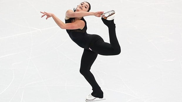 Two-time Canadian champion Kaetlyn Osmond had surgery to repair a broken right leg suffered last Thursday during practice.
