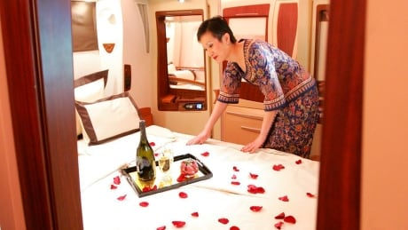Travel Trend Airline Beds