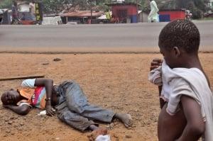 APTOPIX Liberia Ebola