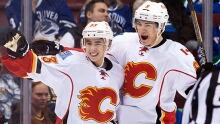 Johnny Gaudreau among flashiest Flames prospects