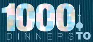 1000 Dinners Toronto