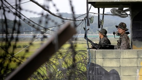 South Korea American Detained