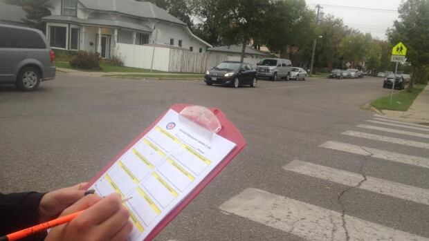 CAA Manitoba took notes on how well, or not well, drivers in Brandon passed through school zones.