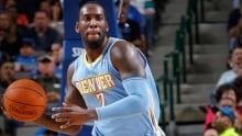 Nuggets' J.J. Hickson suspended 5 games