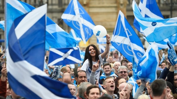 The euphoria that many Scots are likely to feel in the event of a Yes win in Thursday's referendum could quickly wear off once the cold reality sets in about the daunting number of things to be done in order to truly disentangle from the United Kingdom.