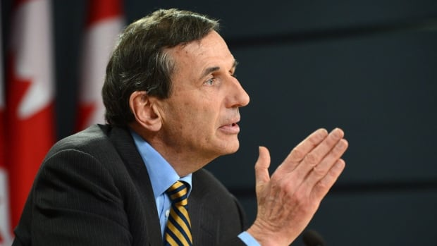 Former federal environment commissioner Scott Vaughan is now the president of the International Institute for Sustainable Development, which issued a report saying the effect of Canada's new coal regulations would lag behind those of U.S. regulations, despite the claims of the Harper government.