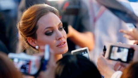 Japan Maleficent Angelina Jolie