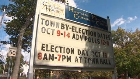 Hantsport voters will decide their future next month.