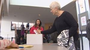 B.C. teachers vote on tentative deal - Sept. 18, 2014