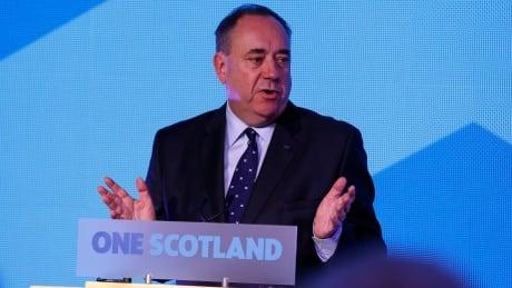 SCOTLAND-INDEPENDENCE-Alex Salmond