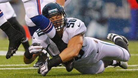 Jaguars Allen Retires Football