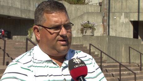 St. John's Deputy Mayor Ron Ellsworth on Mile One subsidy vote