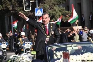Tajikistan President Imomali Rakhmon