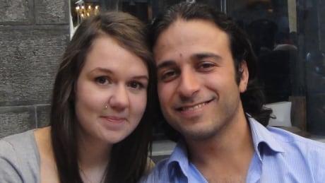 Anya Sass and Habib Alibrahim