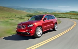 Behind The Wheel 2012 Jeep Grand Cherokee