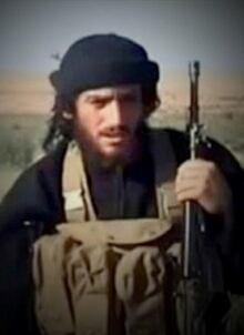 Abu Mohammad al-Adnani