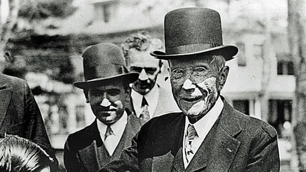 Rockefellers sell off part of oil fortune to fight global warming