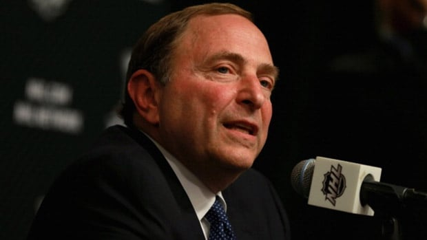 NHL commissioner Gary Bettman has made the 2016 World Cup of Hockey his top priority among international events.