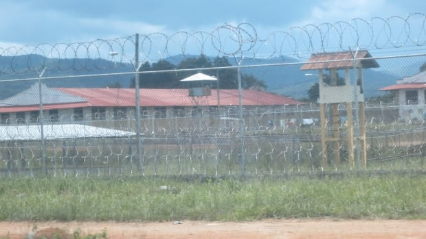 Panama's La Joya prison, where Porter has been held since May 2013.