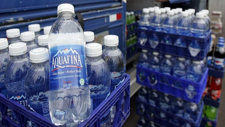 Aquafina-bottled water