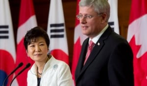 Canada Korea