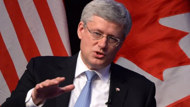 Prime Minister Stephen Harper said Canada is considering a U.S. request for further military help in the fight against ISIS in Iraq.