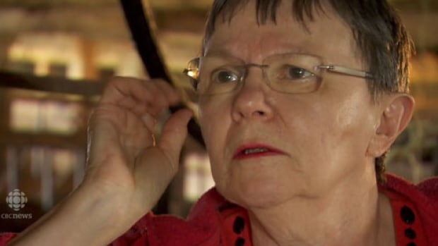 Glenna Mae Breckenridge has been thinking about a heinous crime she says was committed on her family farm in Ontario for decades, and now she's looking for answers. So far police have not been able to corroborate her story.