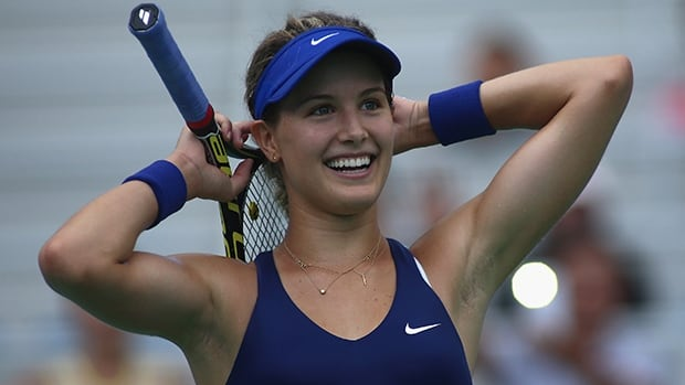 Eugenie Bouchard rolls into Wuhan Open semifinals - CBC Sports - Tennis