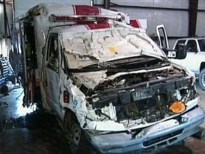 Kennedy Lake fatal ambulance