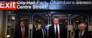 ISIS plot NYC subway