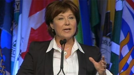 Premier Christy Clark to address municipal leaders at UBCM