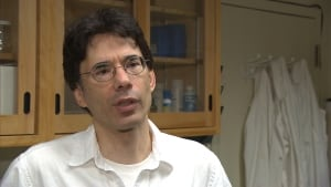 McGill University biologist Anthony Ricciardi