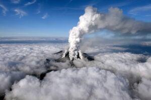 Mount Ontake Japan Volcano