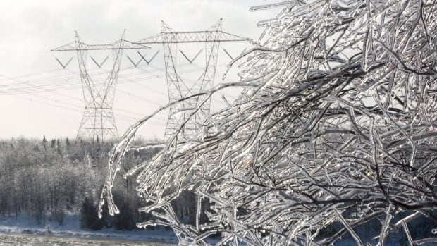 In January 1998, the ice storm left as much as 108 millimetres of freezing rain on parts of Ontario, Quebec and New Brunswick, leading to lengthy power outages and stressful conditions for pregnant women.