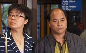 Father of Jun Lin, Diran Lin, at Magnotta murder trial