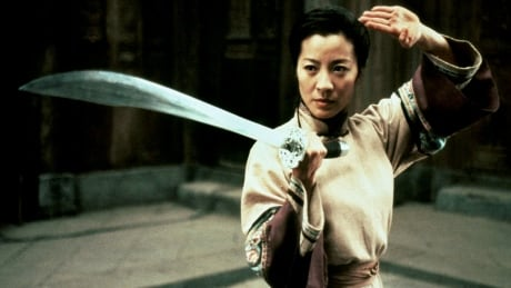Michelle Yeoh as Yu Shu Lien