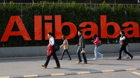 China Alibaba IPO Tech Champions