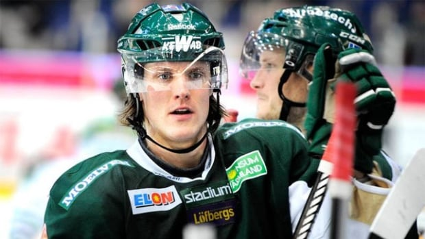 """Defense prospect Magnus Nygren reportedly told the Swedish press that Hamilton is a city with a 33.5 per cent unemployment rate where they would """"shoot you for $100."""" Nygren denies these claims."""