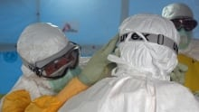 1st Ebola case diagnosed in U.S. confirmed by CDC
