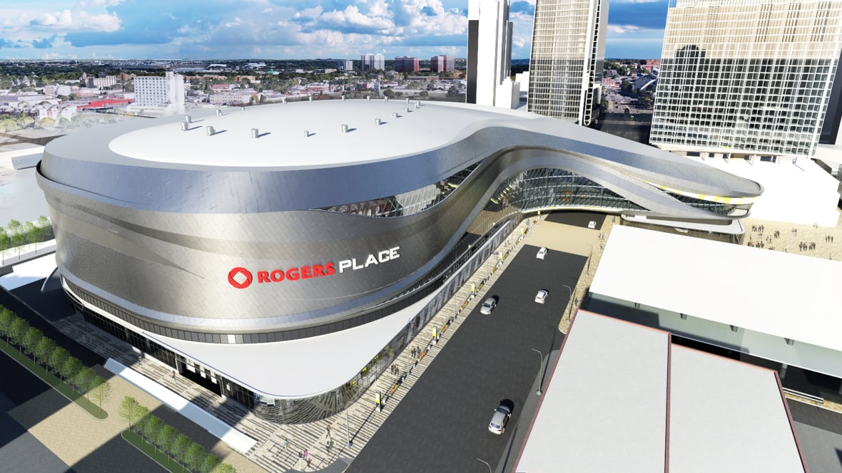 Rogers Place Gives Oilers Fans Peek At Potential Ticket